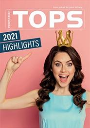 Catálogo TOPS Highlights 2021