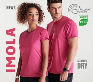 Camisetas Imola / Imola Woman
