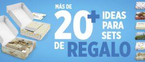 MÁS DE 20 IDEAS PARA SETS DE REGALO