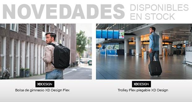 Novedades XDDesign disponibles en stock