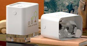 Nuevo difusor desinfectante con sensor de proximidad