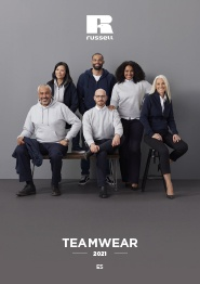 RUSSELL Teamwear 2021