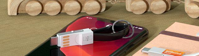 Clap - multicable USB 3 en 1 magnético