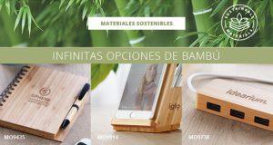 Infinitas opciones de bambú