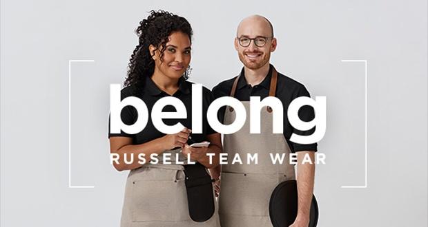 belong Russell Team Wear