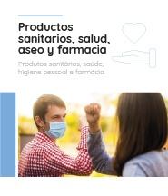 Productos Sanitarios, Salud, Aseo y Farmacia