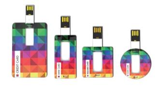 Familia de tarjetas USB