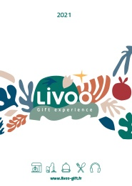 LIVOO Gift experience 2021